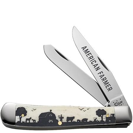 Case Knives Case Xx Knife Item 9100549 Trapper