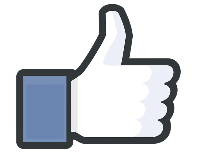 Home To Make The Tumbs Up Emoji On Facebook
