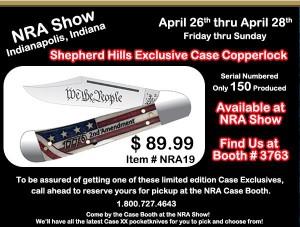 NRA Show-April 26-28